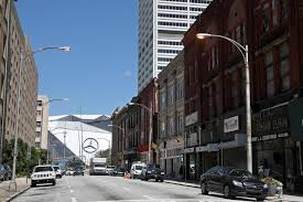 mercedes downtown german firm newport plots redevelopment south of marta 5 points