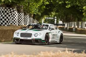 bentley continental gt3 r racecar bentley debuts its new continental gt3 race car youtube
