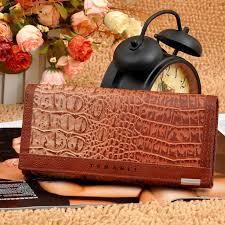 leather women s wallet pattern wholesale genuine leather women s long design wallet fashion classic