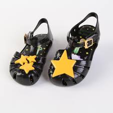 melissa the little prince stars girls sandals baby shoes jelly