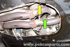 bmw e90 oxygen sensor replacement e91 e92 e93 pelican parts