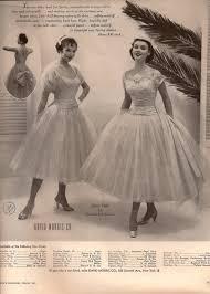 vintage wedding dress ads u2014 hello lucky
