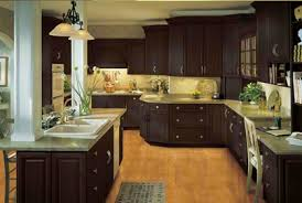Top Kitchen Cabinet Color Designs Ideas  Pictures - Change kitchen cabinet color
