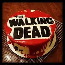 walking dead cake ideas the walking dead cake by mari s boutique cakes mari s boutique