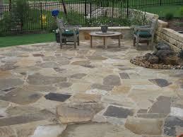 Outdoor Slate Patio Flagstone Patio For A Natural Look U2013 Decorifusta