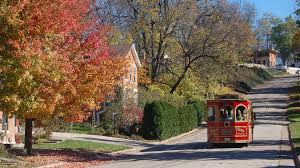 Chicago Trolley Tour Map by Galena Trolley Tours Enjoy Illinois