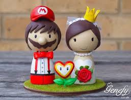 mario cake toppers awesome mario wedding cake topper ideas styles ideas 2018