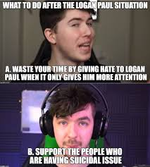 Paul Meme - what to do after the logan paul situation by aiko sweetgirl on