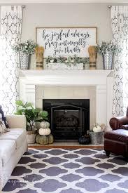 diy fall mantel decor ideas to inspire landeelu com fireplace mantle ideas fireplace mantels fireplace mantel mantel