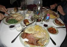 bountiful and starchy thanksgiving dinner picture of lawry s the