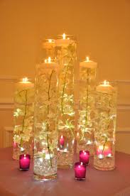 table centerpieces with candles wedding decoration elegant dining table centerpiece design ideas