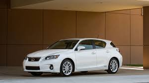 lexus ct200h vs bmw 1 lexus wants to make the ct200h faster less