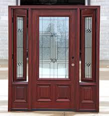 Vented Exterior Door Venting Sidelights Active Sidelite