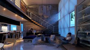 Lofted Luxury Design Ideas Luxury