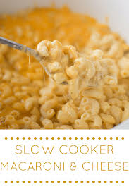 four cheese slow cooker macaroni and cheese savory spicerack