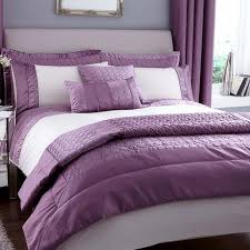 Dunelm Mill Duvets Vienna Heather Bed Linen Collection Dunelm