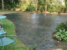 Pictures Of Stamped Concrete Walkways by Stamped Concrete