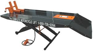 motorcycle lift table plans motorcycle lifts tcmlw motorcycle lift 48 extended width 1 500
