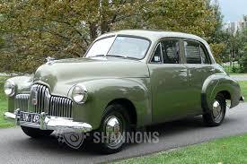 holden car holden fx 48 215 sedan auctions lot 13 shannons