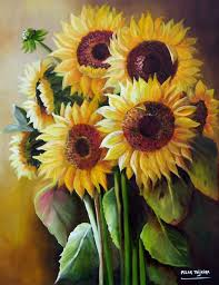 sunflowers for sale unknown artist the sunflowers painting best paintings for sale