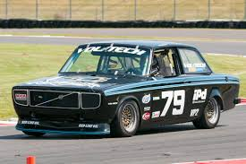 volvo track the ipd volvo driven by rob gordon wins at the rose cup races