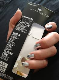 maybelline new york nail stickers review kelly gene