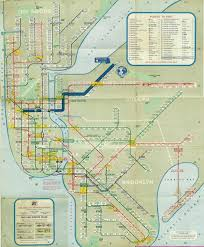 Mta Subway Map Nyc by The Subway Nut U0027s Collection Of Nyc Subway Maps
