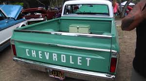 Classic Chevrolet Trucks By Year - 1968 chevrolet cst shortbed fleetside pickup truck interview