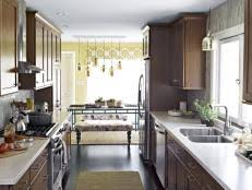 decorative ideas for kitchen small kitchen decorating ideas pictures tips from hgtv hgtv