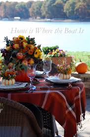 creating a pumpkin vase centerpiece for thanksgiving u2013 home is