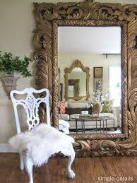 home interior mirrors living room refresh ideas for the house home