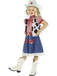 Toddler Halloween Costume Cowgirl Sweetie Girls Fancy Dress Western Costume Hat