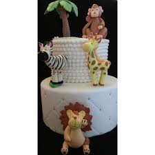 jungle party jungle animal set jungle baby shower elephant