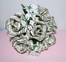 money flowers money roses money flower bouquet bouquet origami