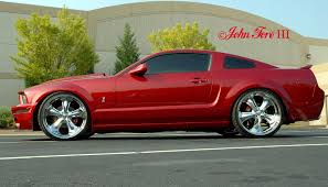 mustang 22 inch rims for everyone that hated my 22 s wheels page 2 ford mustang