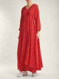 emoji robe robe en soie à capuche à pois et imprimé emoji vetements fr upwhfn