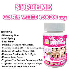 Gluta Nano supreme gluta white 1500000 mg thailand best selling products