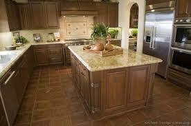 Kitchen Cabinets Walnut Traditional Dark Wood Walnut Kitchen Cabinets Rooms Pinterest