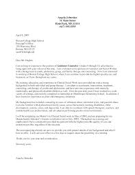 best ideas of counseling cover letter examples for your online