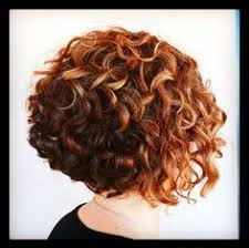 stacked in back brown curly hair pics trend hairstylel 19 new curly perms for hair thin hair typically a