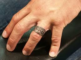 wedding rings ring tattoos pain wedding ring tattoos cost ring