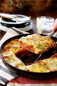 Meat Lasagna Recipe With Cottage Cheese by One Pot Beef Lasagna With Layers Recipetin Eats