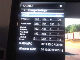 how to reset vizio tv my vizio tv won t connect to my wifi