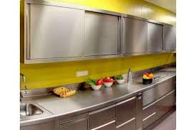 kitchen wall mounted cabinets wall mounted cupboards stainless steel by lohberger küchen