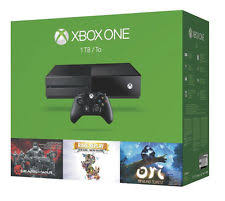 xbox one 1tb black friday microsoft xbox one holiday bundle 1tb black console ebay