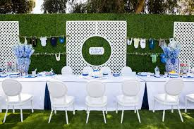 polo baby shower decorations polo inspired baby shower luxe