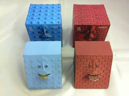 cool gift item face bank electronic money box clubit tv