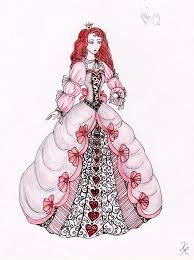 queen of hearts by la chapeliere folle on deviantart