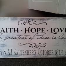 wedding plaques personalized best custom painted plaques products on wanelo