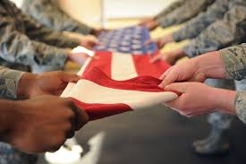 Flag Folding Ceremony Handpicked To Serve U003e Davis Monthan Air Force Base U003e Display